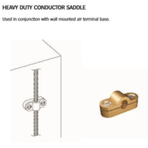 Saddle Clamp Heavy Duty